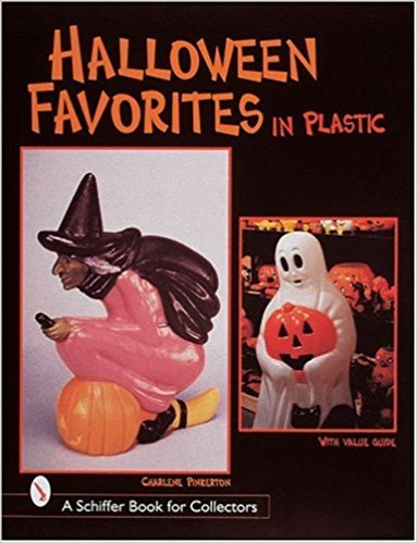 """Halloween Favorites in Plastic"""