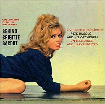 """Behind Brigitte Bardot"""