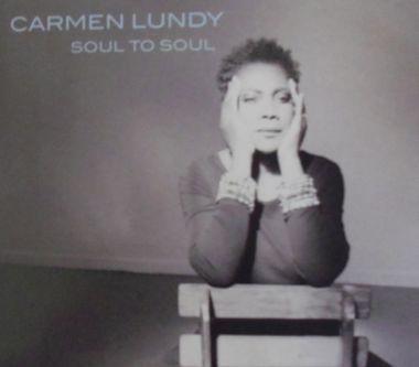"""Carmen Lundy""""Soul to Soul"""""""